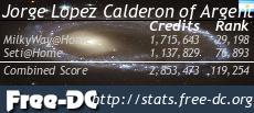 Unite a mi equipo en el SETI